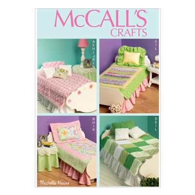 Puppenaccessoires, McCalls 6718 | One Size