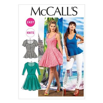 Top/Kleid , McCalls 6754 | 42-50