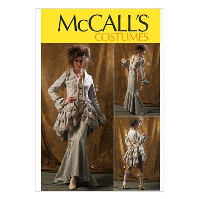 Kostüm, McCalls 6770 | 38-46