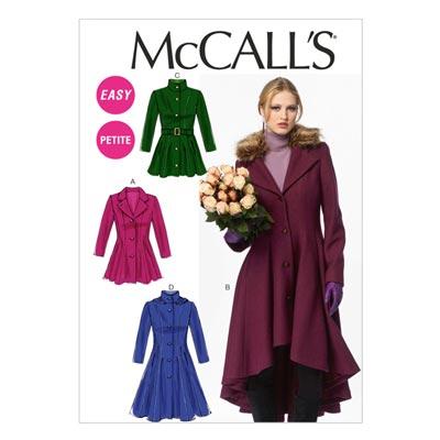 Jacke, McCalls 6800 | 40-48