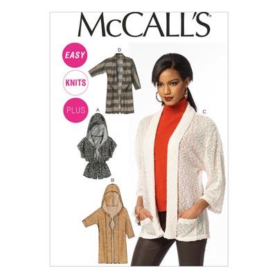 Jacke/Mantel, McCalls 6802 | 34-50