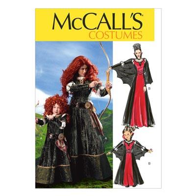 Kostüm, McCalls 6817 | 32-48