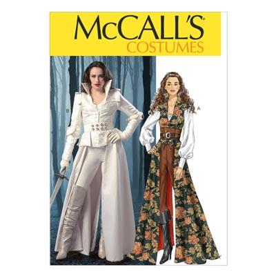 Kostüm, McCalls 6819 | 40-48