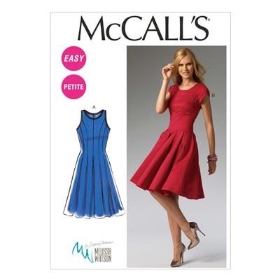 Kleid, McCalls 6834 | 32-40