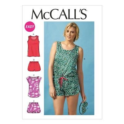 Jumpsuit/Top/Hose, McCalls 6848 | 32-40