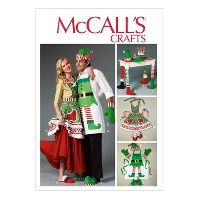 Kostüm, McCalls 6860 | One Size