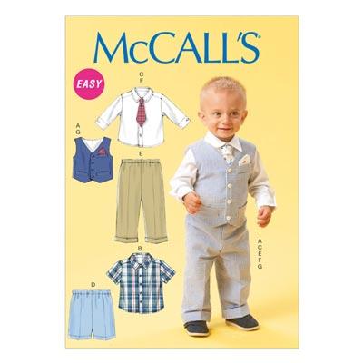 Babyanzug, McCalls 6873 | 71-102