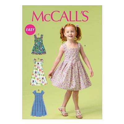 Kleid, McCalls 6878 | 92-116