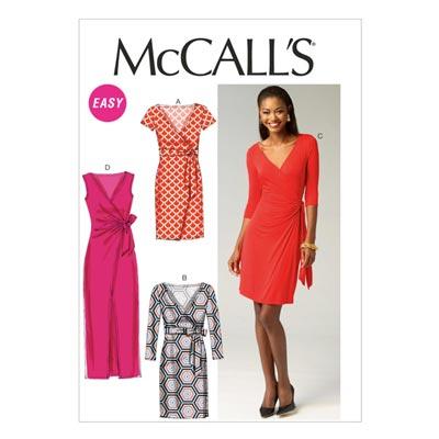 Kleid, McCalls 6884 | 40-48