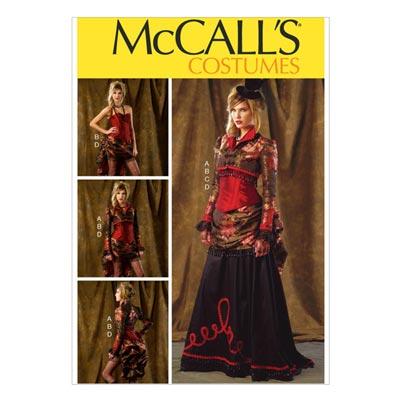 Kostüm, McCalls 6911 | 32-40