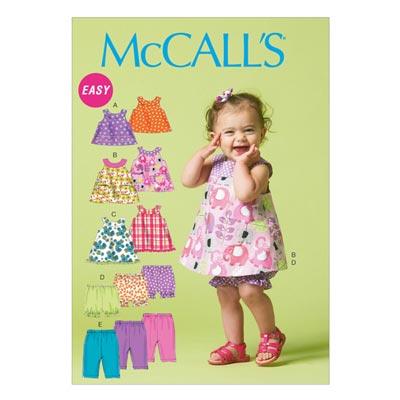 Babykleid, McCalls 6912 | 71-102
