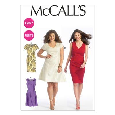 Kleid, McCalls 6920 | 34-42
