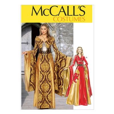 Kostüm, McCalls 6940 | 32-40
