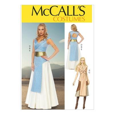 Kostüm, McCalls 6941 | 38-46