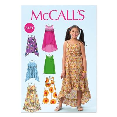 Kleid, McCalls 6948 | 128-152