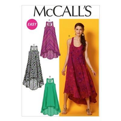 Kleid, McCalls 6954 | 42-50