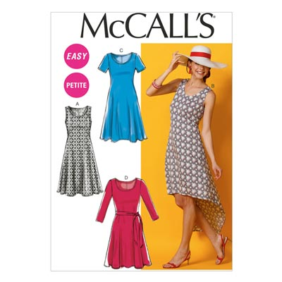Kleid, McCalls 6957 | 40-48