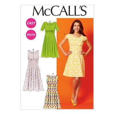 Kleid, McCalls 6958 | 34-50