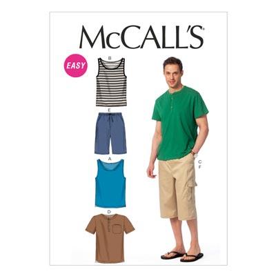Shirt/Hose, McCalls 6973 | 34-44