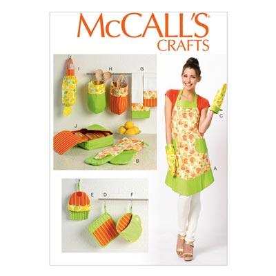 Haushaltsutensilien, McCalls 6978 | 34-44