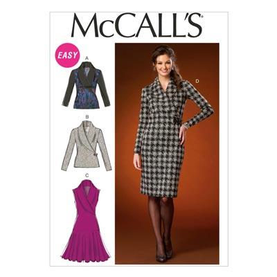 Kleid, McCalls 7016 | 42-50
