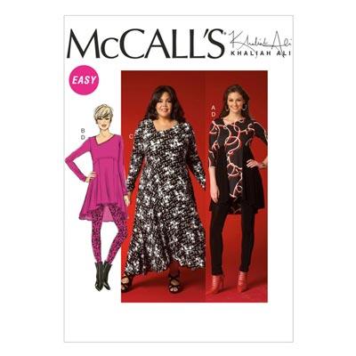 Kleid, McCalls 7028 | 34-42