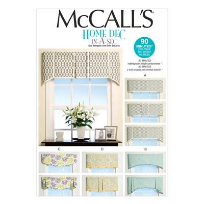 Vorhang, McCalls 7033 | One Size