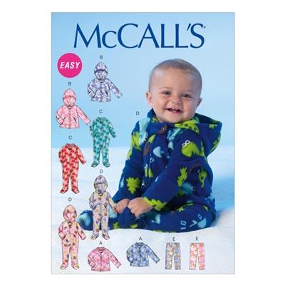 Babyjacke/Overall, McCalls 7039 | One Size