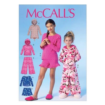 Jacke/Top/Hose, McCalls 7041 | 128-152