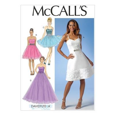 Kleid, McCalls 7049 | 32-40