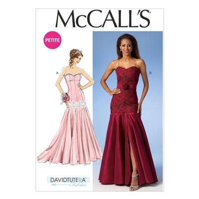 Kleid, McCalls 7050 | 32-40