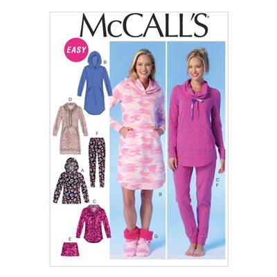 Sweatanzug, McCalls 7061 | 42-50