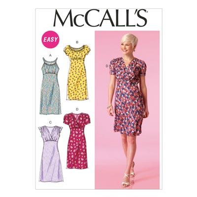 Kleider, McCALL'S 7116
