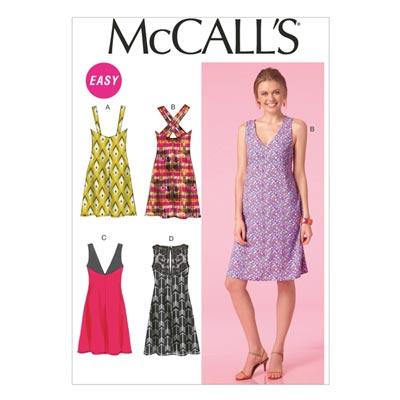 Kleider, McCALL'S 7118