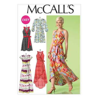 Kleider, McCALL'S 7119