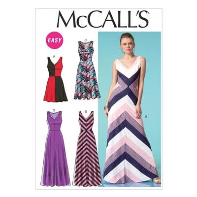 Kleider, McCALL'S 7121