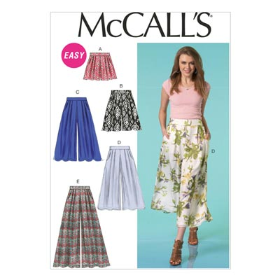 Shorts/ Hose, McCALL'S 7131