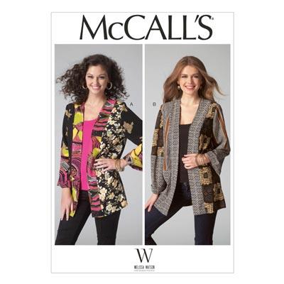 Jacke, McCALL'S 7132