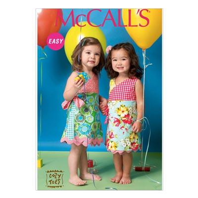 Baby- / Kinderkleider, McCALL'S 7143