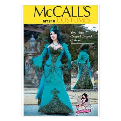 Yaya Han Kostüme 2, McCALL'S 7218