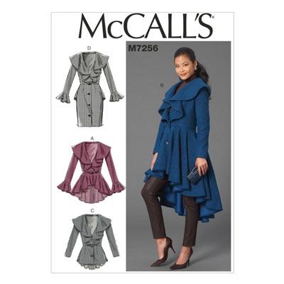 Jacke, McCalls 7256 | 32-40