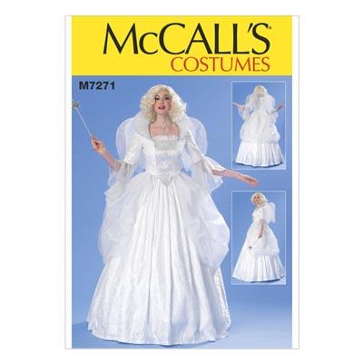 Feenkostüm, McCalls 7271 | 40-48