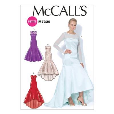 Kleid, McCalls 7320 | 32-40