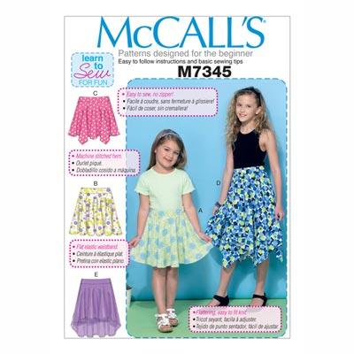 Kinderrock, McCalls | 128-152