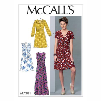Kleid, McCalls | 32-40