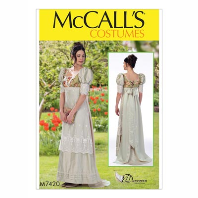 Kostüm/Kleid , McCalls 7420 | 32 - 40