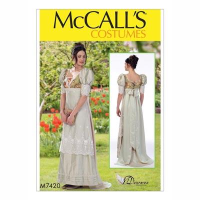 Kostüm/Kleid , McCalls 7420 | 40 - 48