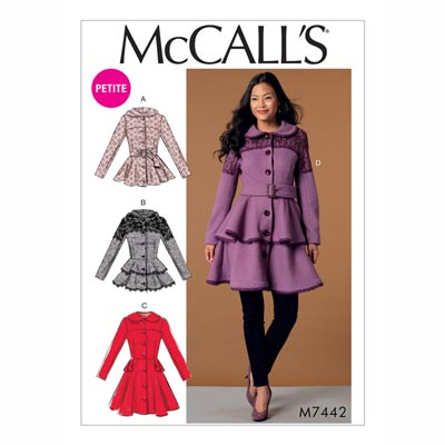 Jacke/Weste, McCalls 7442 | 40 - 48