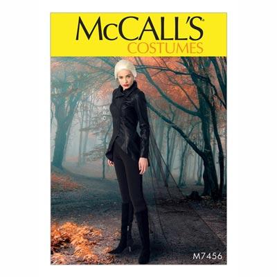 Kostüm, McCalls 7456 | 32 - 40