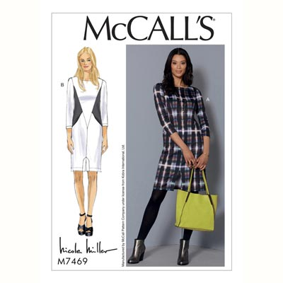 Kleid, McCalls 7469 | 40 - 48